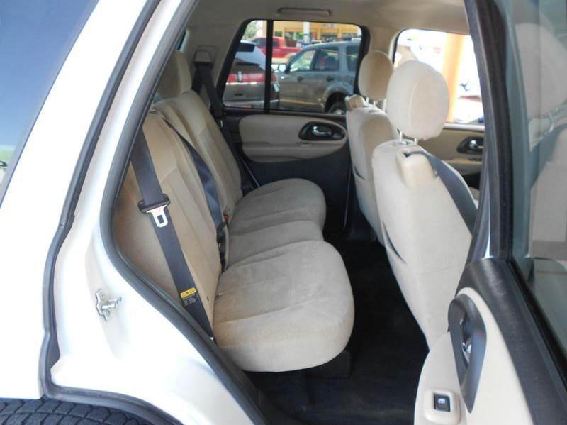 2005 Chevrolet TrailBlazer LS 4WD 4dr SUV - East Wenatchee WA