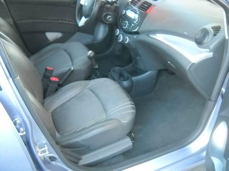 2014 Chevrolet Spark LS Manual 4dr Hatchback - East Wenatchee WA