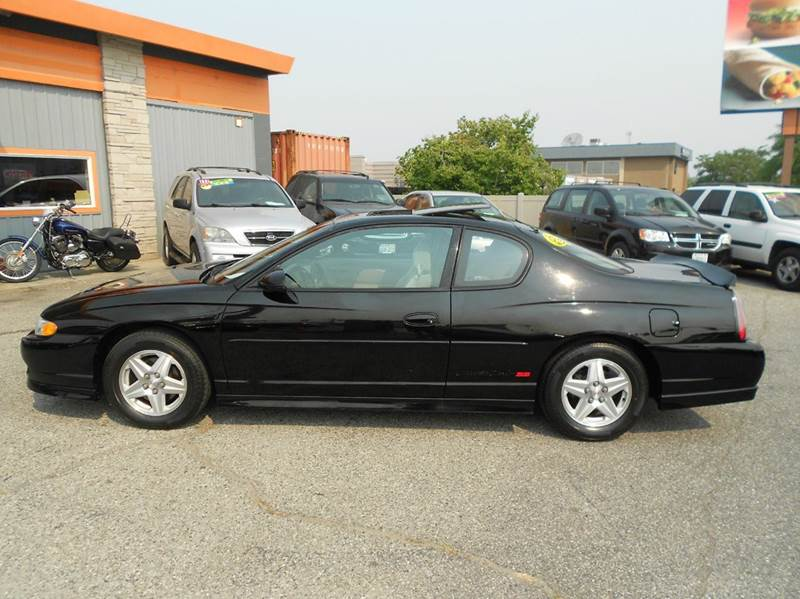 2002 Chevrolet Monte Carlo SS 2dr Coupe - East Wenatchee WA