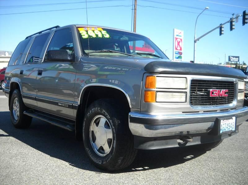 Ephrata Washington Car Dealers
