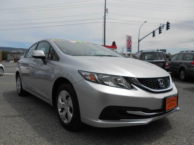 2013 Honda Civic LX 4dr Sedan 5A - East Wenatchee WA