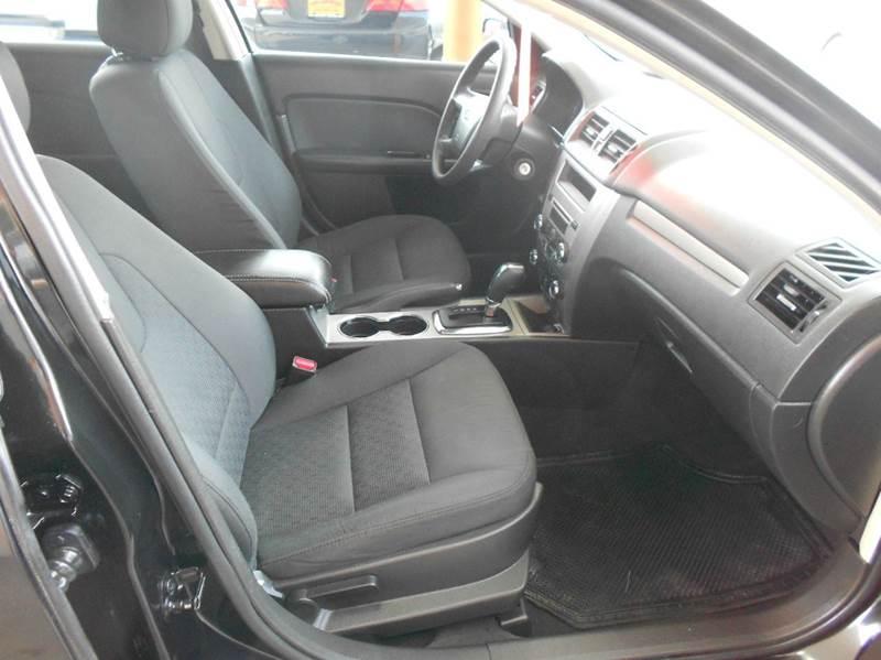 2012 Ford Fusion SE 4dr Sedan - East Wenatchee WA