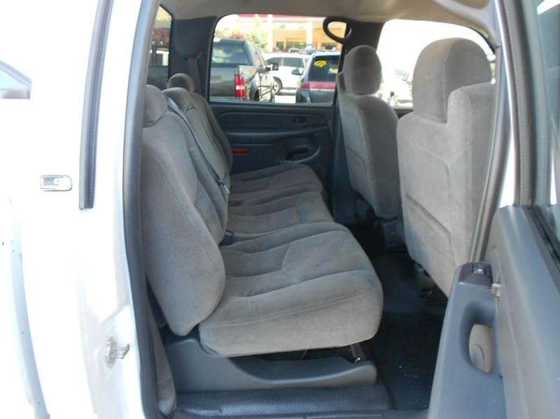 2006 Chevrolet Silverado 2500HD LS 4dr Crew Cab 4WD LB - East Wenatchee WA