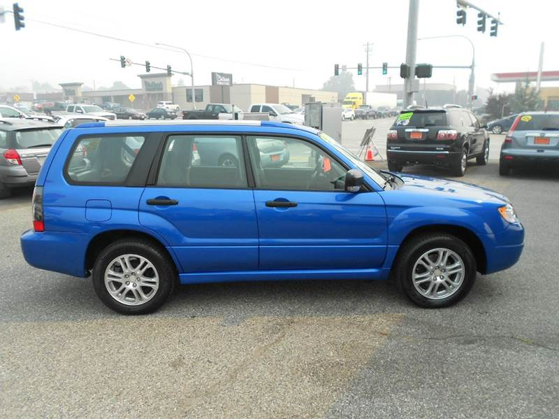 2008 Subaru Forester AWD Sports 2.5 X 4dr Wagon 4A - East Wenatchee WA