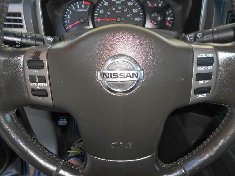 2006 Nissan Titan LE 4dr Crew Cab 4WD SB - East Wenatchee WA