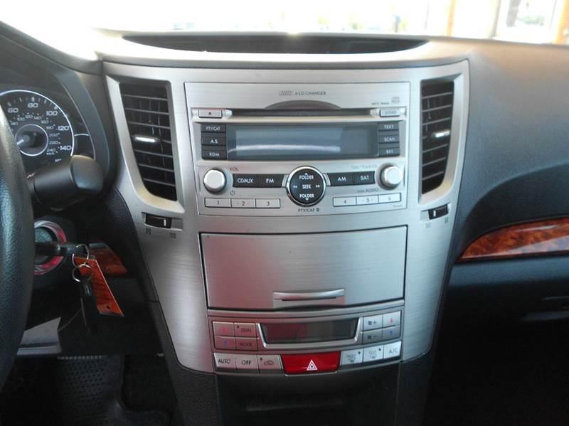 2011 Subaru Legacy AWD 2.5i Limited 4dr Sedan CVT - East Wenatchee WA