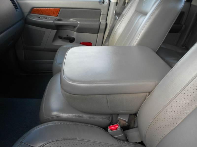 2007 Dodge Ram Pickup 1500 Laramie 4dr Quad Cab 4WD SB - East Wenatchee WA
