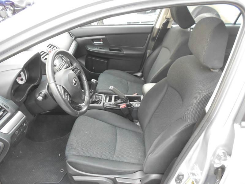 2012 Subaru Impreza AWD 2.0i Premium 4dr Wagon 5M - East Wenatchee WA