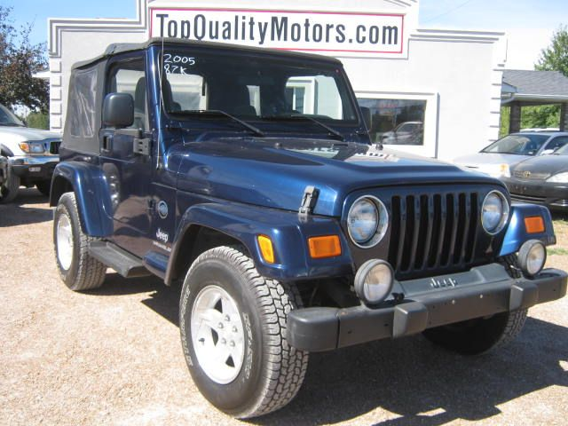 2005 Jeep Wrangler for sale in ASHLAND MO