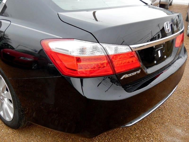 2013 Honda Accord EXL - Ashland MO