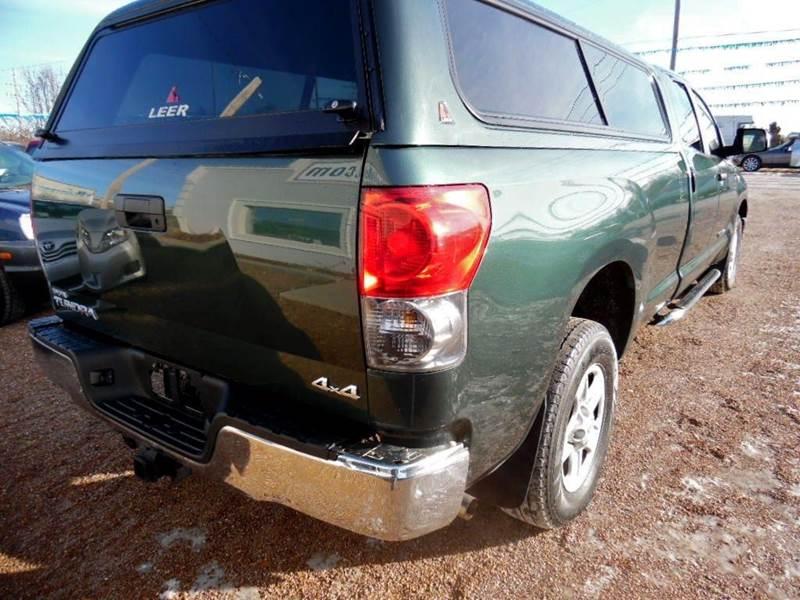 2007 Toyota Tundra SR5 DLB Cab 4WD LB (4.7L V8) - Ashland MO