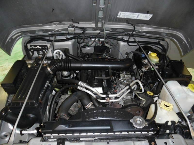 2000 Jeep Wrangler Sport 2dr 4WD - Ashland MO