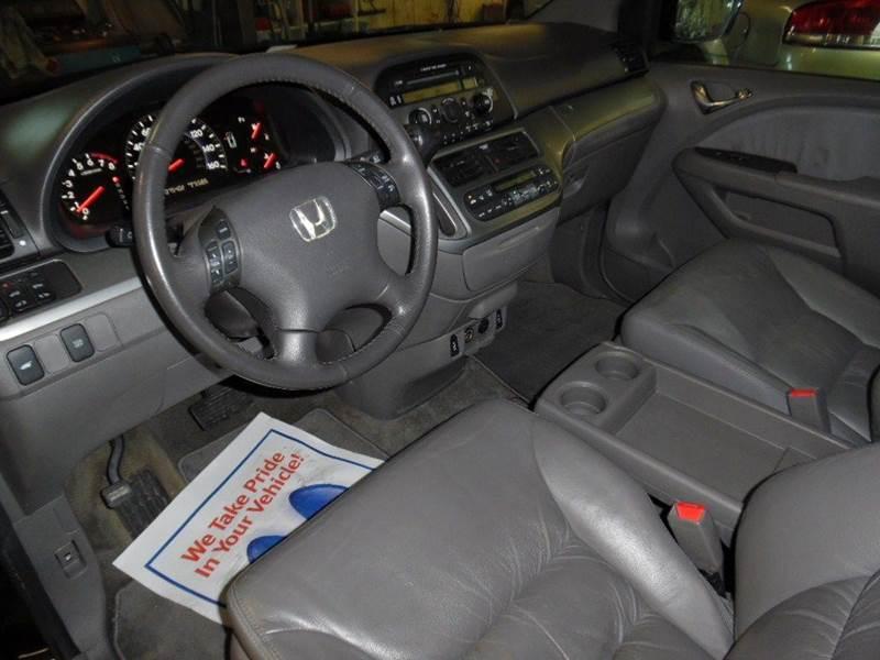 2010 Honda Odyssey EX-L 4dr Mini-Van w/DVD - Ashland MO