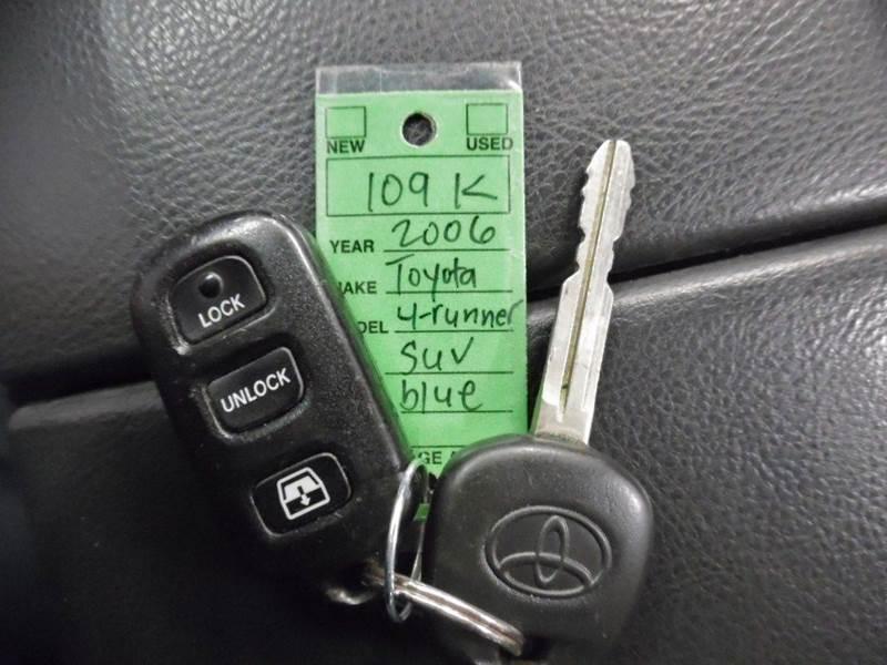 2006 Toyota 4Runner SR5 4WD - Ashland MO