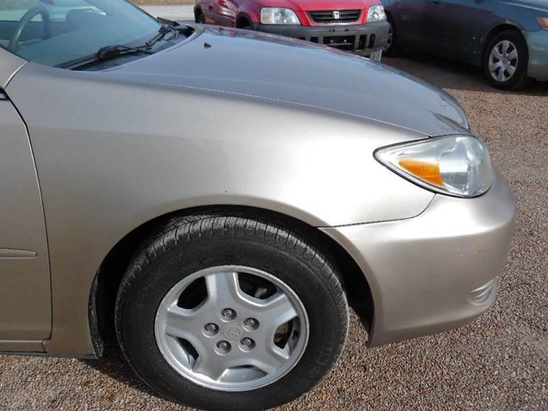 2002 Toyota Camry LE V6 4dr Sedan - Ashland MO