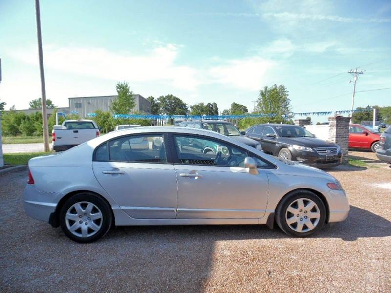 2007 Honda Civic LX 4dr Sedan (1.8L I4 5A) - Ashland MO