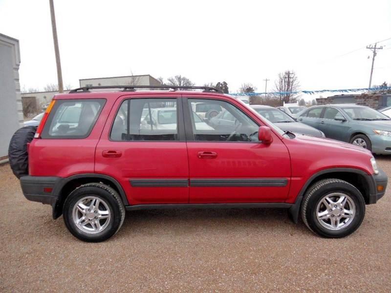 2001 Honda CR-V AWD EX 4dr SUV - Ashland MO