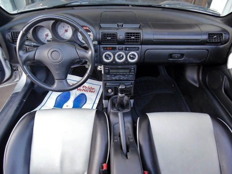 2003 Toyota MR2 Spyder 2dr Convertible - Ashland MO