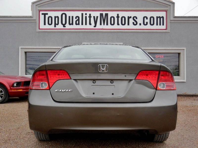 2006 Honda Civic LX 4dr Sedan w/manual - Ashland MO