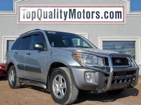 2003 Toyota RAV4 for sale in Ashland, MO