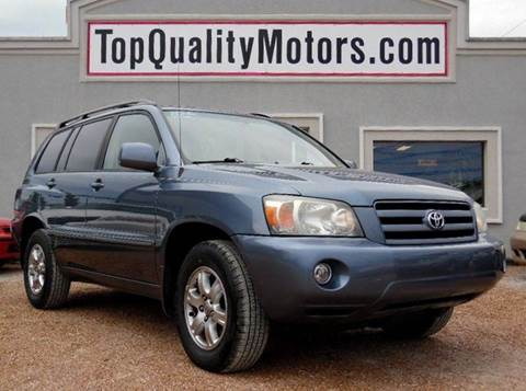 2006 Toyota Highlander for sale in Ashland, MO