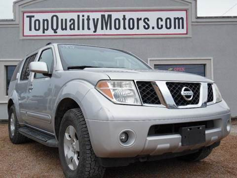 2006 Nissan Pathfinder for sale in Ashland, MO
