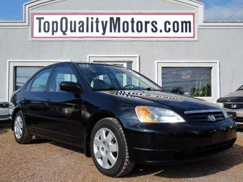 2002 Honda Civic for sale in Ashland, MO