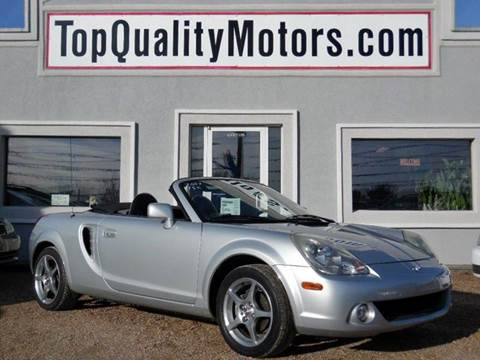 2003 Toyota MR2 Spyder for sale in Ashland, MO