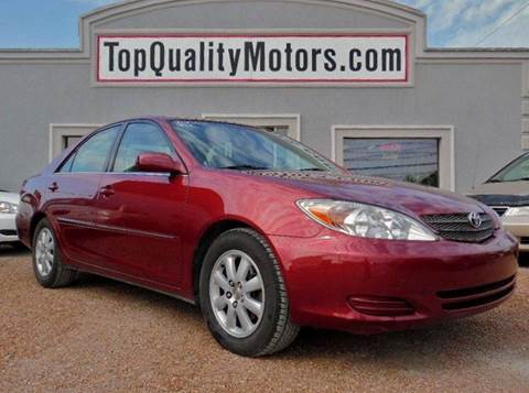 2002 Toyota Camry for sale in Ashland, MO