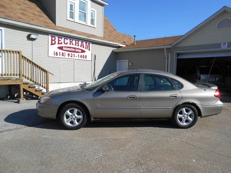 2003 ford taurus sel deluxe sel deluxe 4dr sedan in. Black Bedroom Furniture Sets. Home Design Ideas