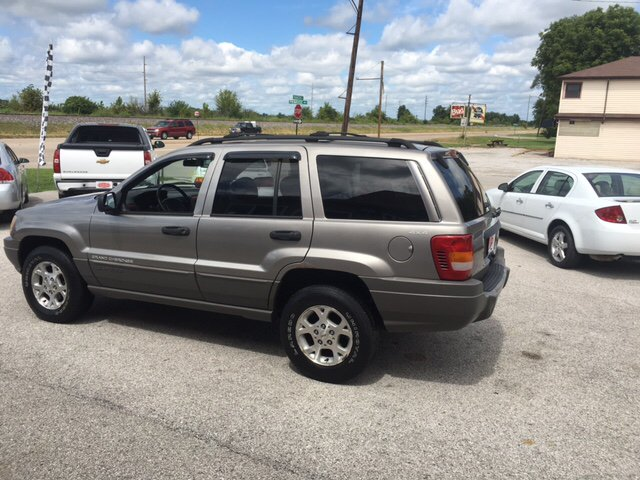 1999 jeep grand cherokee 4dr laredo 4wd suv in granite. Cars Review. Best American Auto & Cars Review