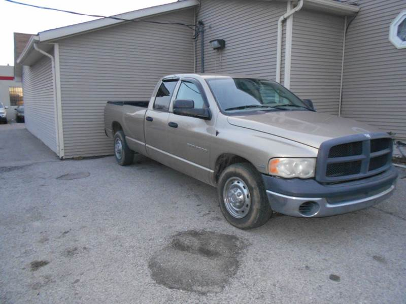 2003 dodge ram pickup 2500 st 4dr quad cab st rwd lb in. Black Bedroom Furniture Sets. Home Design Ideas