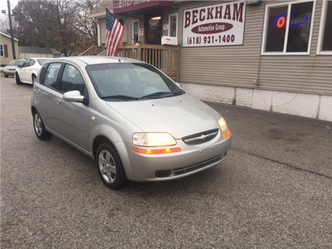 2005 chevrolet aveo for sale for 11th street motors beaumont tx