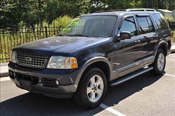 2003 Ford Explorer for sale in Yorktown, VA