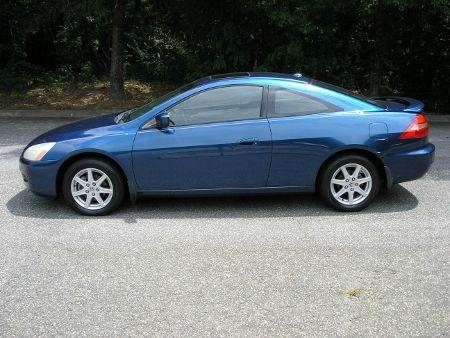 2004 Honda Accord EX V-6 2dr Coupe - High Point NC