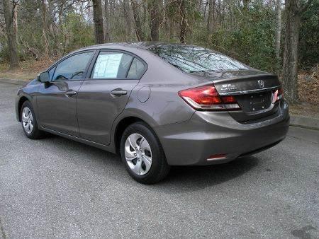2014 Honda Civic LX 4dr Sedan CVT - High Point NC