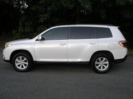 2011 Toyota Highlander AWD SE 4dr SUV - High Point NC