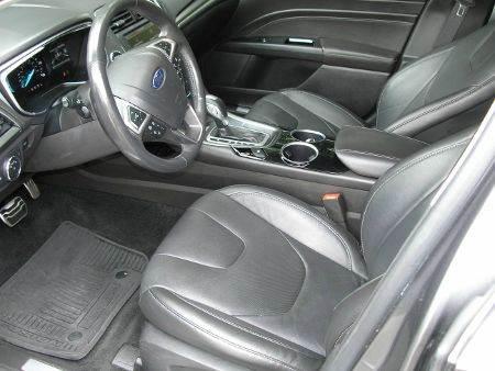 2014 Ford Fusion Energi Titanium 4dr Sedan - High Point NC