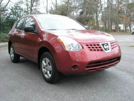 2010 Nissan Rogue S 4dr Crossover - High Point NC
