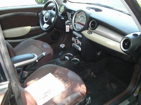 2008 MINI Cooper Clubman S 3dr Wagon - High Point NC