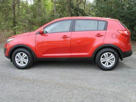 2011 Kia Sportage LX 4dr SUV - High Point NC