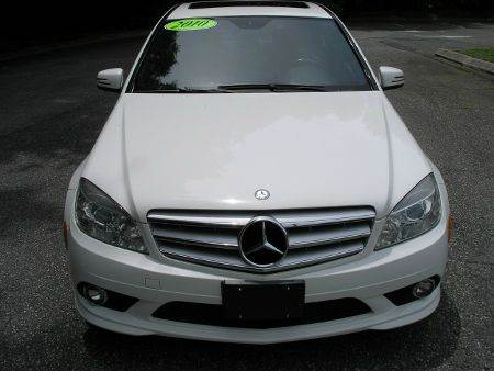 2010 Mercedes-Benz C-Class AWD C 300 Sport 4MATIC 4dr Sedan - High Point NC