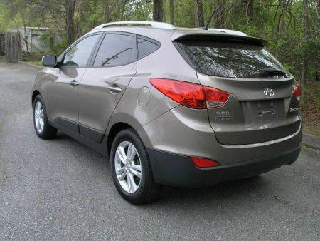 2010 Hyundai Tucson GLS 4dr SUV - High Point NC