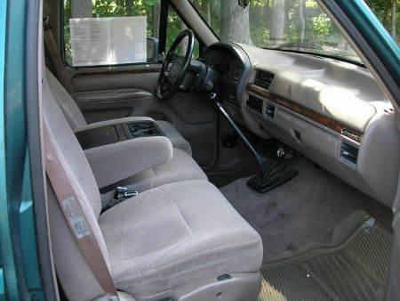1996 Ford F-150 2dr Eddie Bauer Standard Cab LB - High Point NC