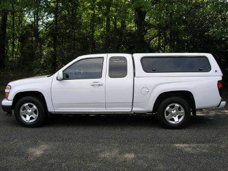 2012 Chevrolet Colorado 4x2 LT 4dr Extended Cab w/1LT - High Point NC