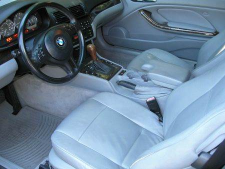 2001 BMW 3 Series 330Ci 2dr Convertible - High Point NC