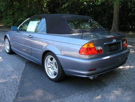 Bmw Series Ci Dr Convertible In High Point NC - 2001 bmw convertible