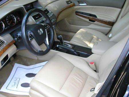2008 Honda Accord EX-L 4dr Sedan 5A - High Point NC