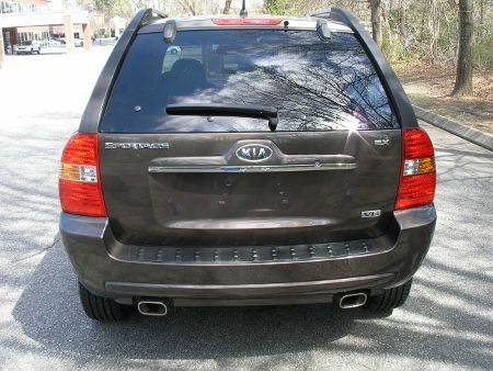 2007 Kia Sportage EX 4dr SUV - High Point NC