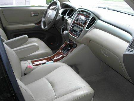2006 Toyota Highlander Limited AWD 4dr SUV w/3rd Row - High Point NC